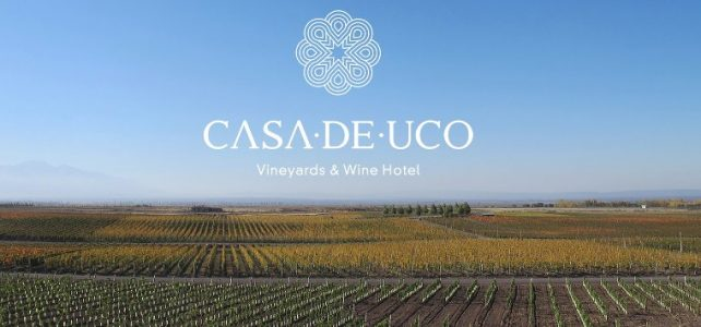 CASA DE UCO(Vineyards and Wine Resort)-MENDOZA