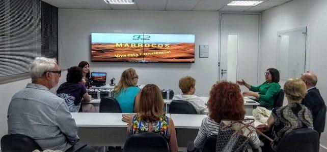 Encontro com nossos clientes – Viagem Marrocos/Maio 2018