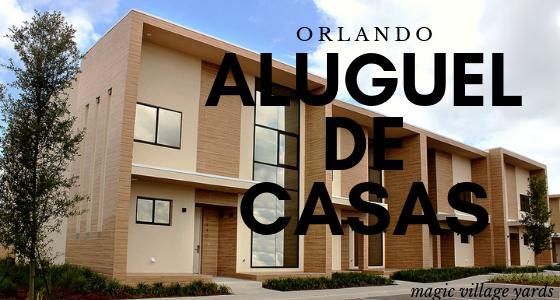 Aluguel de casa em Orlando!